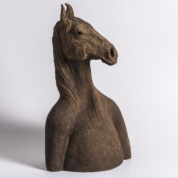 Buste de cheval Carolo