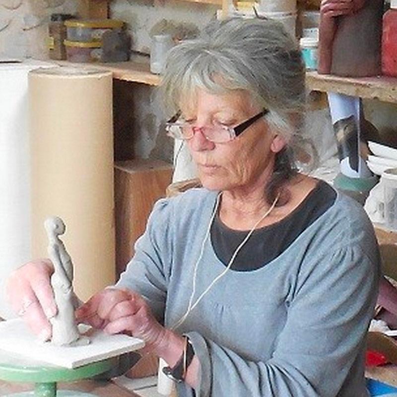 Catherine Cléricy sculpteur Bshop