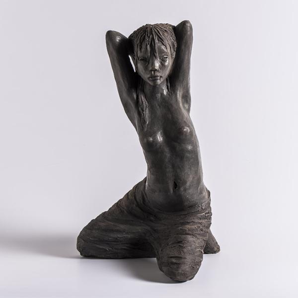 Femme nue Catherine Cléricy
