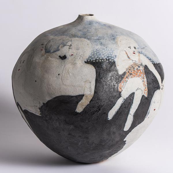Vase boule Julia Huteau