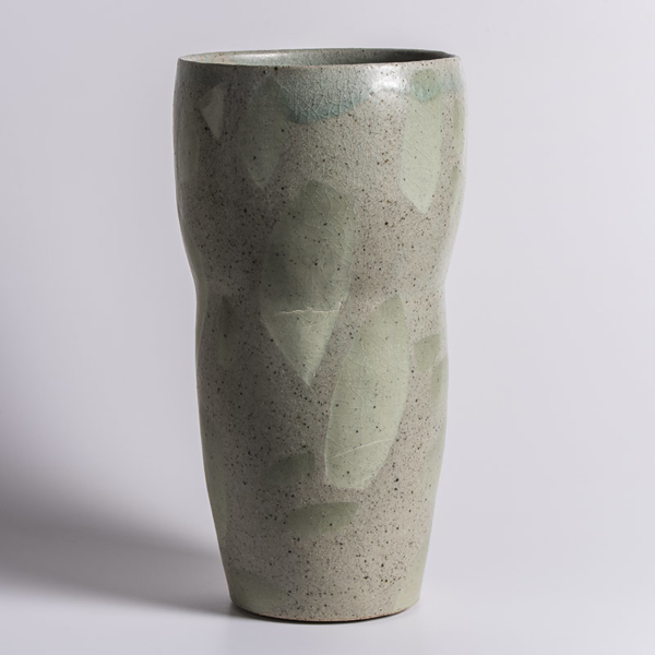Vase incrustation Julia Huteau