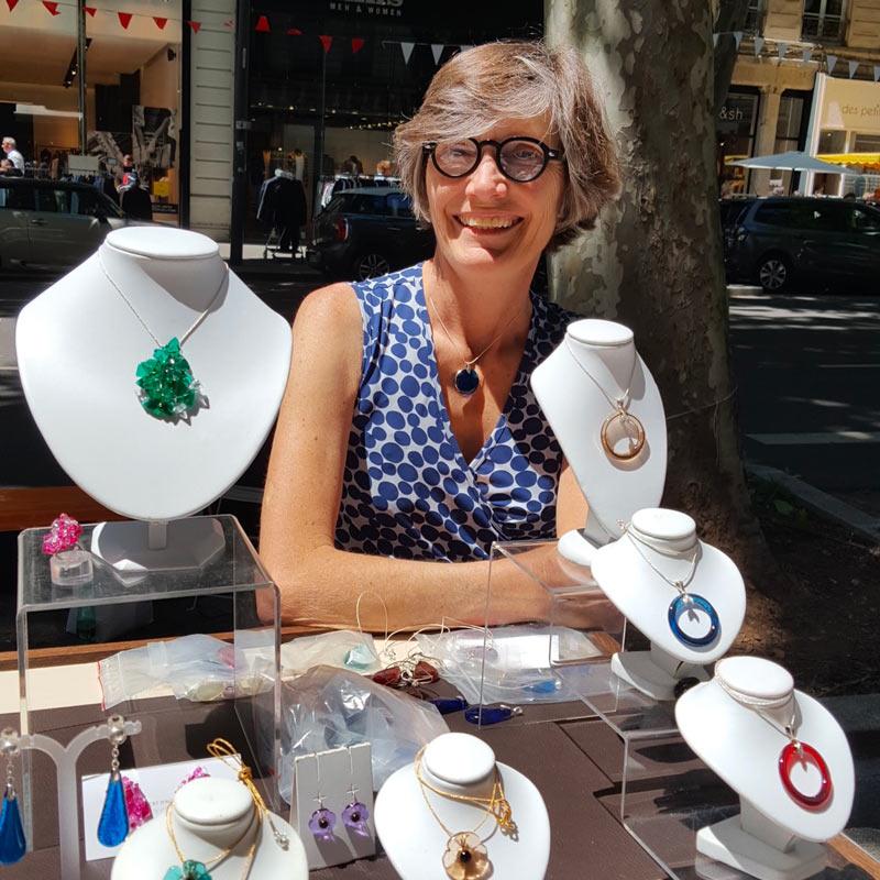 Bernadette Épitalon Créatrice de bijoux