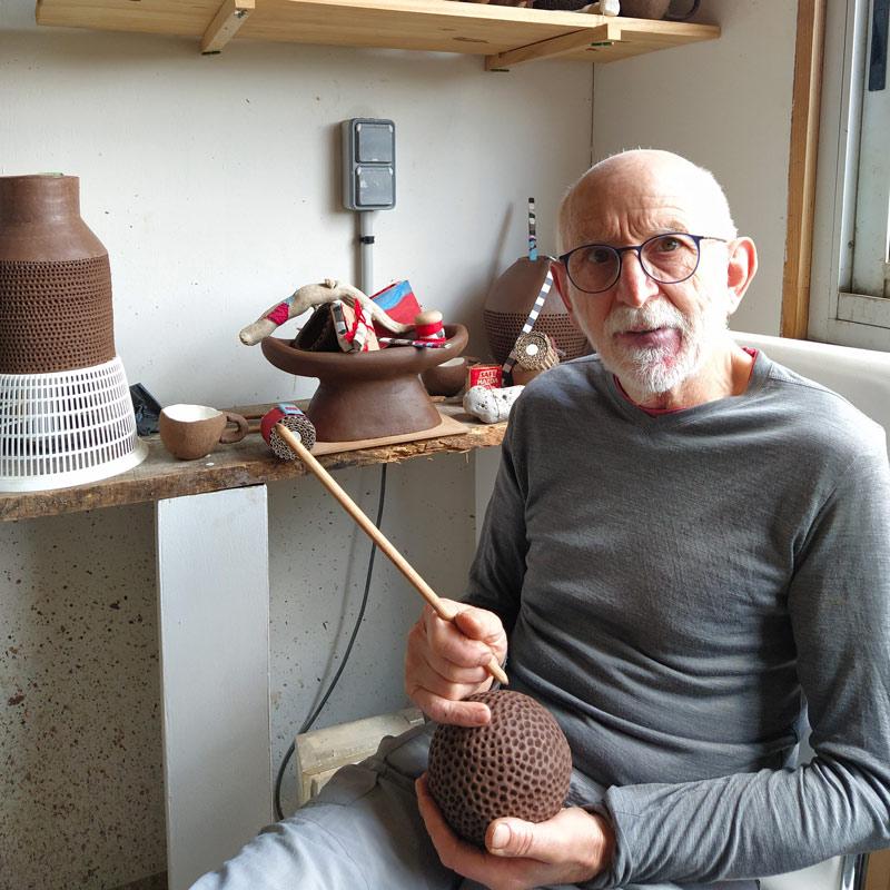 Eric Garin Sculpteur Bshop