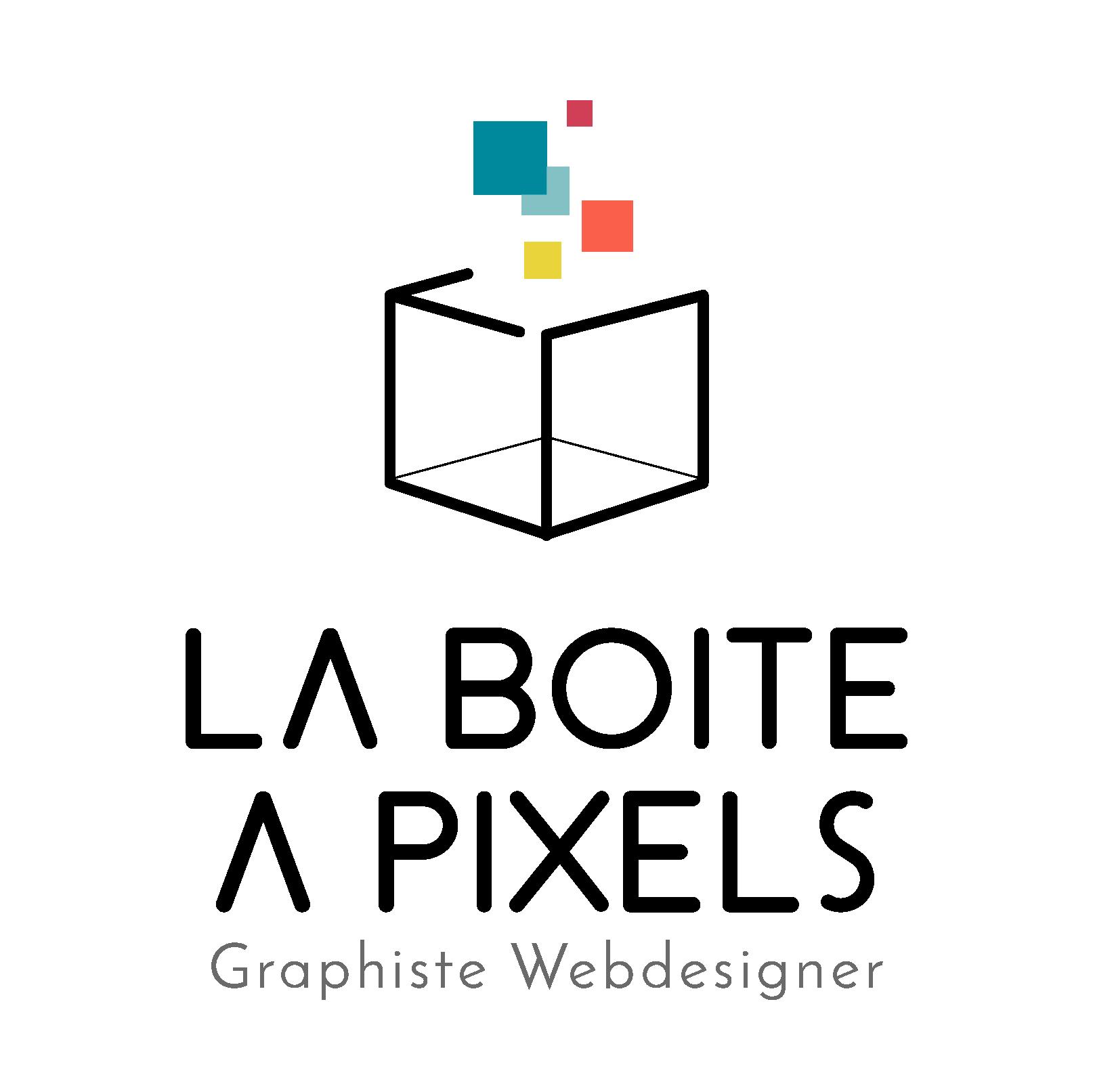 Création du site par La Boite à Pixels - Audrey Boussellier